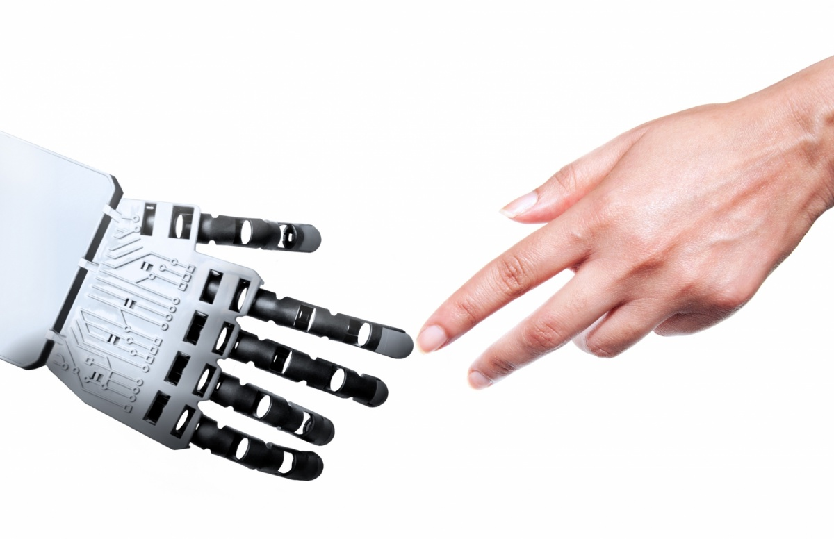 Read Article - Technology can't replace the human touch